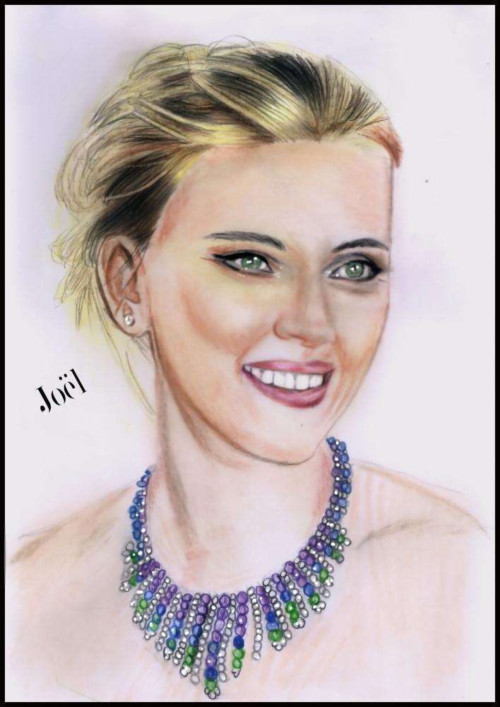 Scarlett Johansson par klk68